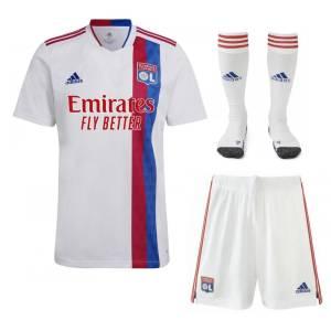 Maillot Enfant Olympique Lyonnais Domicile 2021 2022 (1)