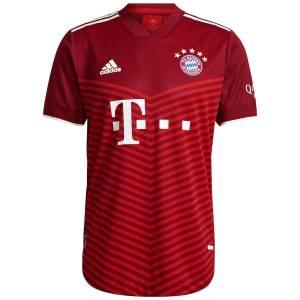 Maillot Match Bayern Munich Domicile 2021 2022 (01)