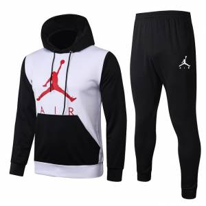survetement jogging air jordan blanc noir