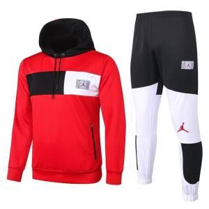 survetement jogging air jordan blanc rouge