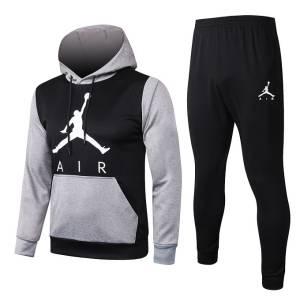 survetement jogging air jordan gris noir