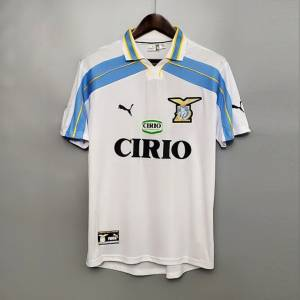Maillot retro vintage Lazio exterieur 2000 2001 (1)