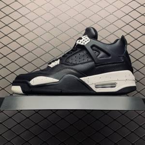 Air Jordan 4 Retro Oreo LS (1)