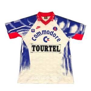 MAILLOT RETRO VINTAGE PSG EXTERIEUR 1992 1993 (001)