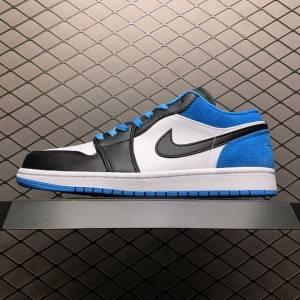 Air Jordan 1 Low Laser Blue (1)