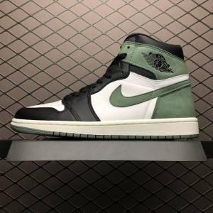 Air Jordan 1 Retro High Clay Green (1)