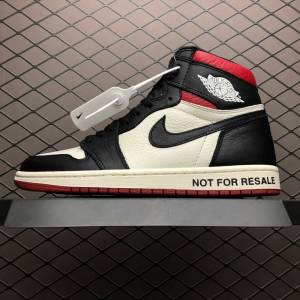 Air Jordan 1 Retro High Not for Resale Varsity Red (1)