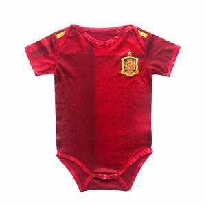 Body Bébé Espagne Domicile 2020 2021 (1)
