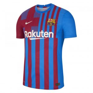 Maillot Match FC Barcelone Domicile 2021 2022 (01)