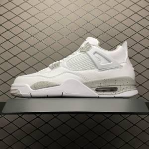 Air Jordan 4 Retro White Oreo (1)
