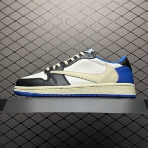 Air Jordan 1 Low fragment design x Travis Scott (1)