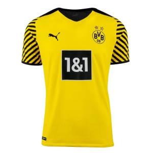 Maillot Match BVB Dortmund Domicile 2021 2022 (01)