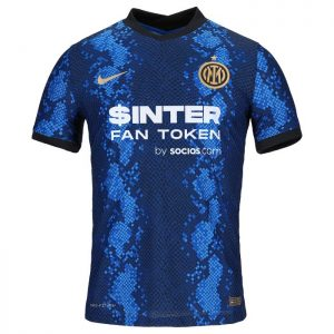 Maillot Match Inter Milan Domicile 2021 2022 (2)