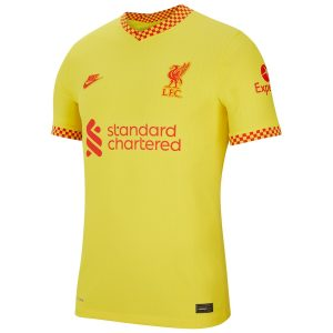 Maillot Match Liverpool Third 2021 2022 (01)