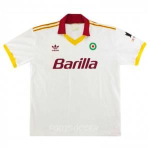 1991-92 Maillot Retro Vintage AS Roma Away (1)