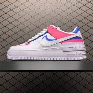 Air Force 1 Shadow Cotton Candy (W) (1)