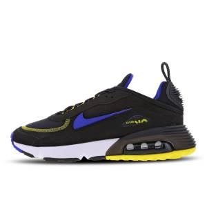 Air Max 2090 Black Blue Yellow (1)