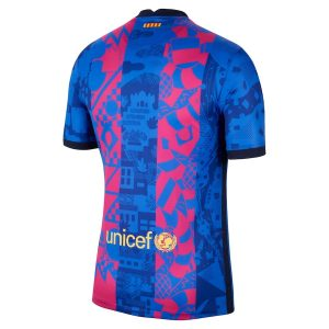 MAILLOT FC BARCELONE THIRD 2021 2022 (02)