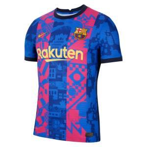 Maillot Match FC Barcelone Third 2021 2022 (01)