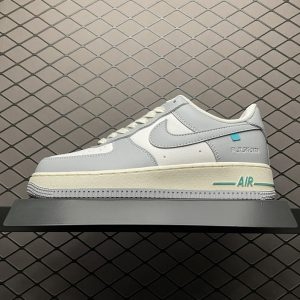 Air Force 1 07 Low White Grey Blue (1)