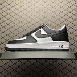 Air Force 1 Low Black White (1)