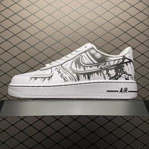 Air Force 1 Low White ASCE (1)