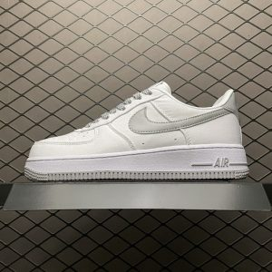 Air Force 1 Low White Blue Fury Volt Reflective (1)