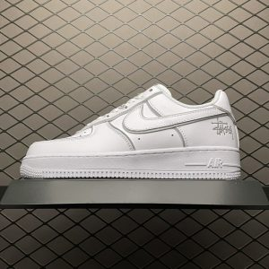 Air Force 1 Low White Reflective (1)