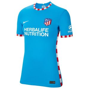 MAILLOT ATLETICO MADRID THIRD 2021 2022 Femme (1)