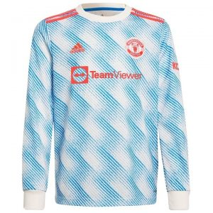 MAILLOT MANCHESTER UNITED THIRD 21-22 MANCHES LONGUES (1)