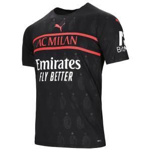 Maillot Match MILAN AC Third 2021 2022 (1)