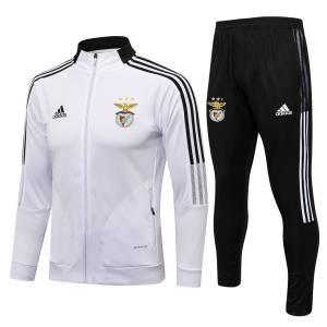 Survetement Benfica 2021 2022 Blanc (1)